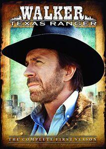 Walker, Texas Ranger:  The Complete First Season