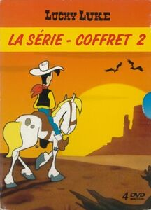 LUCKY LUKE: Coffret 2 - Tome 5-8
