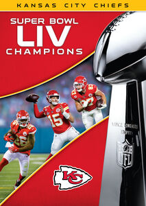 Super Bowl LIV Champions: Kansas City Chiefs