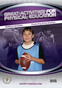 Great Activities For Physical Education-Middle School