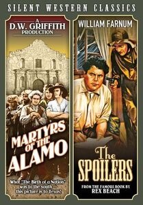 Silent Western Classics Double