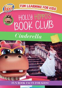 Holly Hippo's Book Club: Cinderella