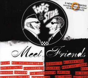 Ixis & Steve Meet Friends /  Various [Import]