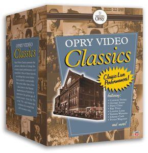 Opry Video Classics [Box Set]