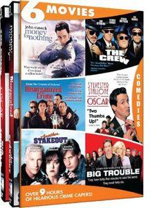 Crime Capers: 6 Movie Set