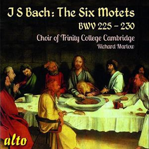 Six Motets BWV 225-230