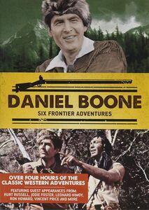 Daniel Boone: Six Frontier Adventures