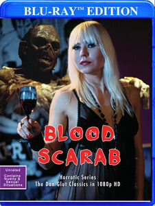 Horrotic Series Blood Scarab