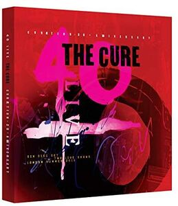 The Cure - 40 Live Curaetion 25 + Anniversary (2BR/ 4CD)