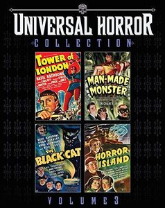 Universal Horror Collection: Volume 3