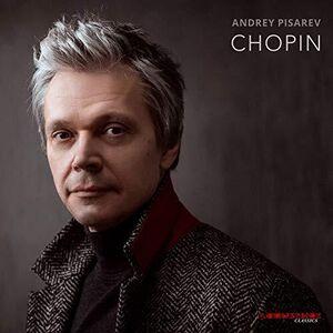 Andrey Pisarev Plays Chopin