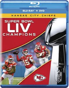 Super Bowl LIV Champions: Kansas City Chiefs