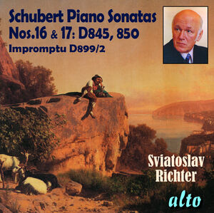 Schubert: Piano Sonatas Nos. 16 & 17, Impromptu No. 2