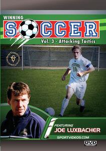 Winning Soccer, Vol. 3: Attacking Tactics