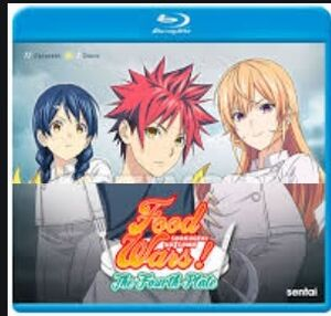 Food Wars: Season 4