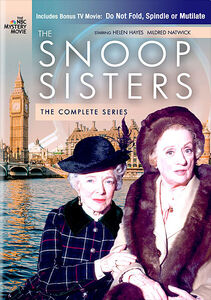 The Snoop Sisters: The Complete Series