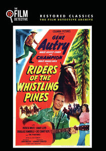 Riders Of The Whistling Pines
