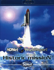 Shuttle Discovery's Historic Mission