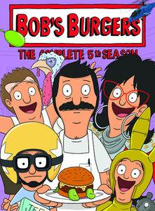 Bob's Burgers: The Complete 5th Season