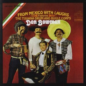 From Mexico with Laughs