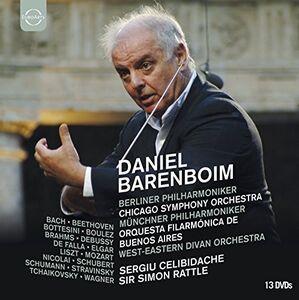 Daniel Barenboim Box: The Conductor