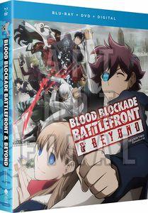 Blood Blockade Battlefront And Beyond: Season Two