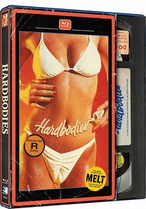 Hardbodies (Retro VHS Packaging)