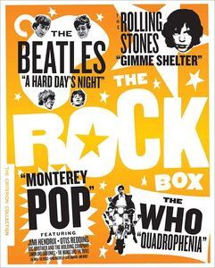 Criterion Collection: The Rock Box