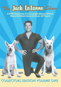 Jack Lalanne Show Vol. 1  Collector's Series