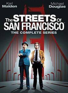 The Streets of San Francisco: The Complete Series
