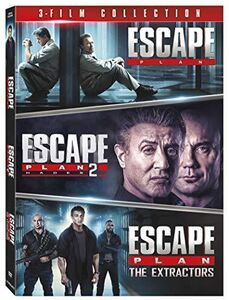 Escape Plan: 3-Film Collection