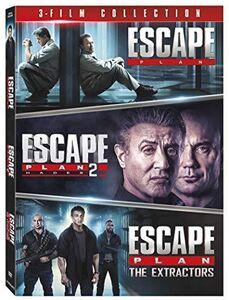 Escape Plan: 3-Film Collection