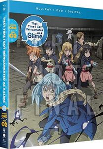 That Time I Got Reincarnated As A Slime: Season One - Part Two