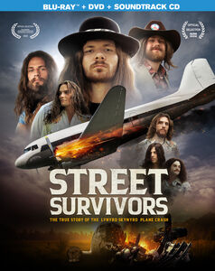 Street Survivors: True Story Of Lynyrd Skynyrd Plane Crash