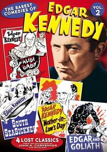 The Rarest Comedies Of Edgar Kennedy Volume 2