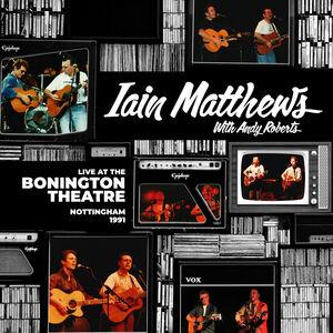 Live At The Bonington Theatre: Nottingham 1991