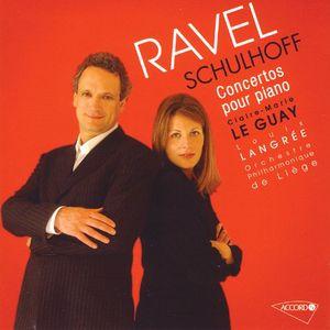 Ravel: Pno Ctos