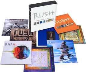 Studio Albums 1989-2007