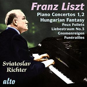 Richter Plays Liszt