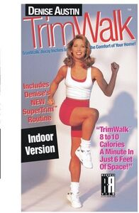 Trimwalk: Indoor Version - Trimwalk 8 to 10 Calori