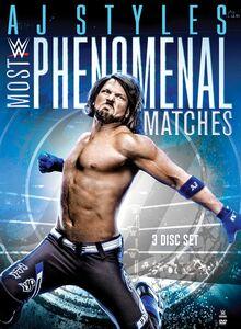 WWE: AJ Styles - Most Phenomenal Matches