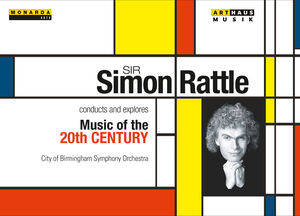 Sir Simon Rattle Conducts & Explores Music Of