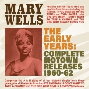 Early Years: Complete Motown Releases 1960-62