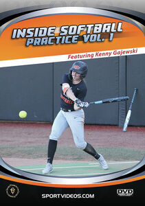 Inside Softball Practice, Vol. 1