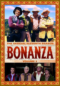 Bonanza: The Official Eleventh Season, Volume Two