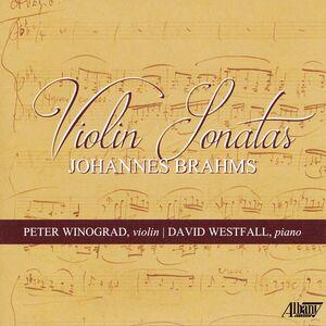 Violin Sonatas Johannes Brahms