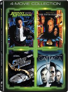 The Fifth Element /  Gattaca /  Johnny Mnemonic /  Starship Troopers