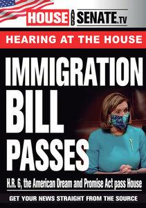 Immigration Bill Passes