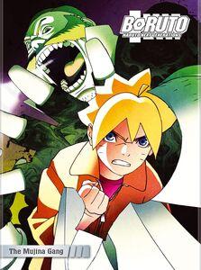 Boruto: Naruto Next Generations: The Mujina Gang