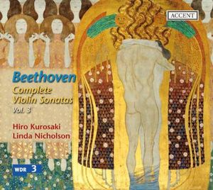 Complete Violin Sonatas 3